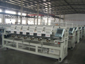 Cap Embroidery Machine (tubular embroidery machine)