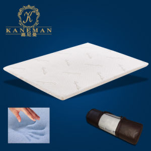 Rolled Packing-Memory Foam Mattress Topper-Foam Mattress pictures & photos
