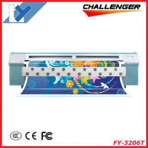 10FT Infiniti Challenger Seiko Solvent Inkjet Printer (FY-3206T) pictures & photos
