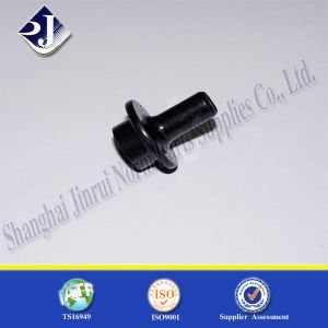 China Supplier Nonstandard Black Zinc Plated 8.8 Flange Bolt pictures & photos