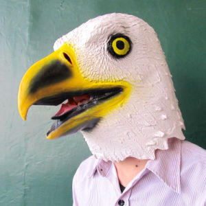Eco-Friendly New Crazy & Funny Latex Mask in Party Masks pictures & photos