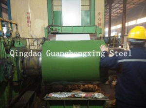 Prepainted Steel Coil for Building Material pictures & photos