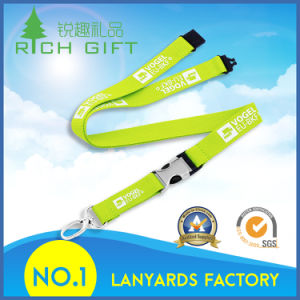 Customized High Quality Advertising Polyester Lanyard for Promotion pictures & photos