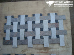 Slate Mosaic for Wall and Flooring Decoration pictures & photos