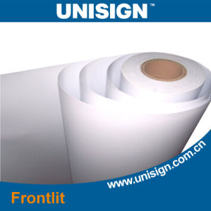Unisign PVC Frontlit Banner Rolls pictures & photos