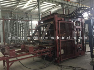 Automatic Cement Concrete Hollow Block Making Machine / Brick Machine pictures & photos