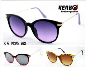 Fashion Sunglasses with Metal Temple for Accessory Kp50425 pictures & photos