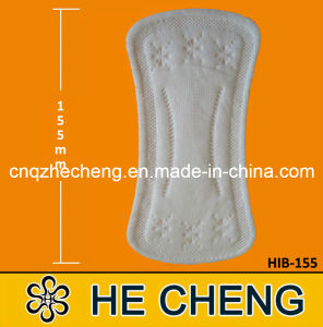 Disposable Cotton Anion Panty Liner with Negative Ion Wholesale pictures & photos