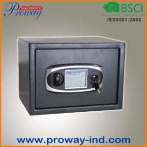 Smart Safe Box with Touch-Screen LCD Display pictures & photos