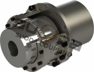 Gear Coupling Motor Connected Professional Coupling Manufacturer pictures & photos