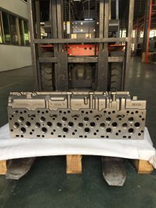 Cylinder Head Cummins Engine Part for Isle pictures & photos