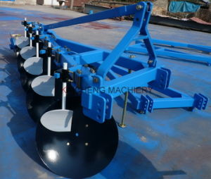 Mounted Oneway Disc Plough pictures & photos