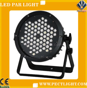 Waterproof 72 3W LED PAR Light for Stage DJ pictures & photos