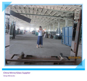High Quality Cooper Free Silver Mirror Glass in Customer Size pictures & photos