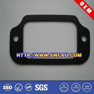 OEM Customized Square Slotting Dust Seal Gasket (SWCPU-R-G190) pictures & photos