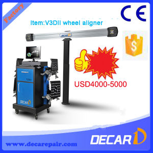 Decar V3dii Wheel Alignment for Sale pictures & photos