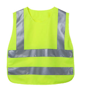 High Visibility Safety Reflective Vest with ANSI07 (C2512) pictures & photos