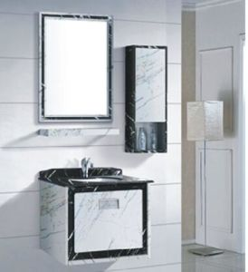 Aluminium Magnesium Alloy Bathroom Cabinet pictures & photos