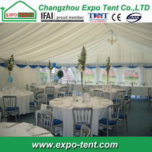 Clear Roof Marquee Wedding Tent for Sale pictures & photos