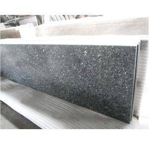 Natural Stone Blue Granite Slab Countertop pictures & photos