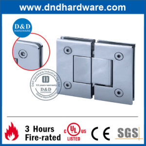 180 Degree Glass Hinge for Hardened Glass pictures & photos