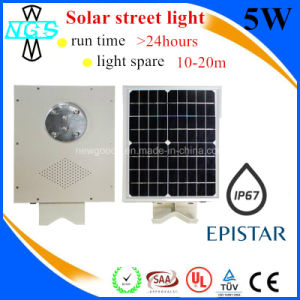 Solar Street Light LED, Energy Saving Outdoor Lamp pictures & photos