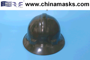 Protective CE Industrial Helmet with ABS/PE Material pictures & photos