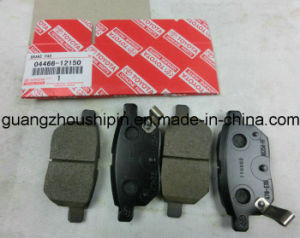 Genuine Rear Brake Pads for Toyota Corolla 04466-12150 pictures & photos