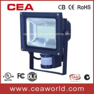 Factory Price High Quality 20W SMD LED Flood Light with Light Photo Sensor pictures & photos