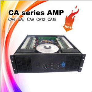 Professional Ca Series Audio Speaker Performance Power Amplifier pictures & photos