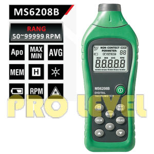 Hot Sale Accurate Digital Tachometer (MS6208B) pictures & photos