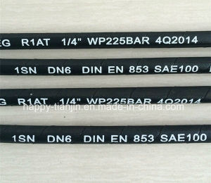 SAE 100r1 High Pressure Hydraulic Hose pictures & photos