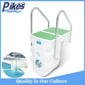 Multifuctinal Swimming Pool Filtration System with Ladder, Ozone Generator, Heater, LED Light pictures & photos