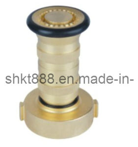 Brass Fire Nozzle pictures & photos