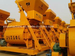 Concrete Machine Portable Electric Concrete Mixer (JS750) pictures & photos