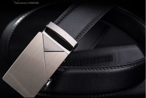 Fashion Belt/ Cow Leather Belt/ Men′s Belt/ Genuine Leather Belt/ Waist Belt (WZDM05)