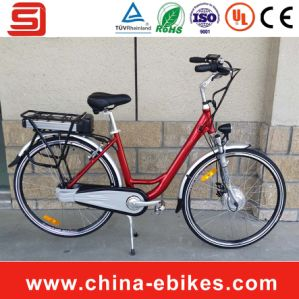 2014 Hot Sale Rechargeable Bicycle for EU Market (JSE48)