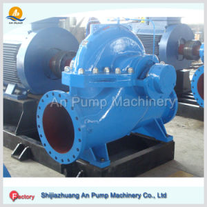 Large Capacity Flood Drainage Double Suction Water Pump pictures & photos
