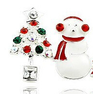 Christmas Jewelry/Christmas Earring/Christmas Snowman (XER13366) pictures & photos