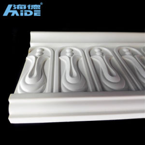 Carving Cornice PU Moulding, PU Decoration Building Material pictures & photos