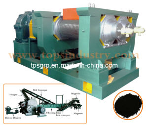 Two Rollers Rubber Mill (SLP-500; SLP-580) pictures & photos
