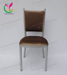 Hotel Brown Fabric Chiavari Chair (YC-A36-02) pictures & photos