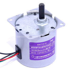 Permanent Magnet Synchronous Motor (60KTYZ) pictures & photos