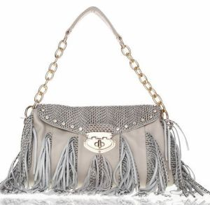 Fashion Tassel Leather Handbag (HT1) pictures & photos