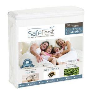 Waterproof Mattress Protector Waterproof Mattress Protector Fabric pictures & photos