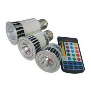 RGB LED Spotlight (VB-RGB5W-E27)