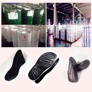 Polyurethane Resin for Shoe Sole Zg-P-5008/Zg-I-5002 pictures & photos