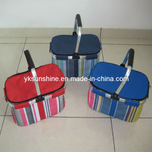 Cooler Picnic Basket (XY-310C) pictures & photos