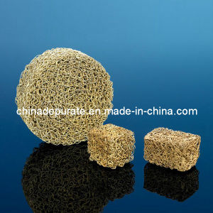Small Engine Metal Wire Mesh Catalyst Converter pictures & photos