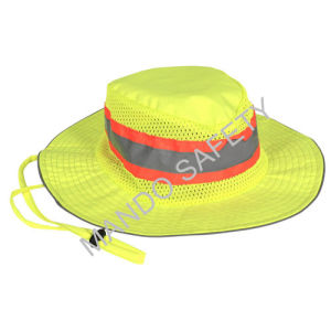 High Visibility Hat for Work Safety pictures & photos
